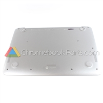 HP 14 AK-Series Chromebook Bottom Cover, Silver - 830862-001