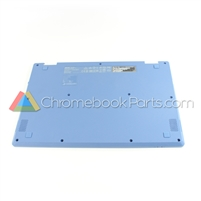 Acer 11 CB5-132T Chromebook Bottom Cover, Blue - 60.GNWN7.002