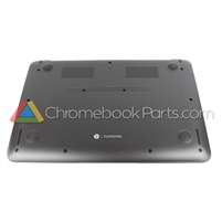 HP 14 SMB Chromebook Bottom Cover, Black - 769728-001