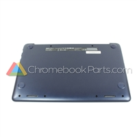 Asus 11 C201PA Chromebook Bottom Cover, Navy Blue - 90NL0912-R7D010