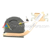 Lenovo 11e Chromebook heatsink