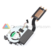 Acer 11 C740 Chromebook Heatsink and Cooling Fan - 60.EF2N7.004