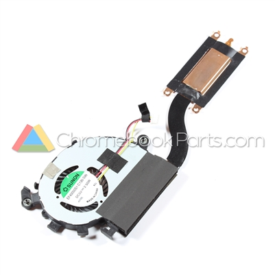 Acer 11 C740 Chromebook Heatsink and Cooling Fan