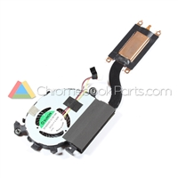 Acer 15 C910 Chromebook Heatsink and Cooling Fan - 60.EF2N7.004