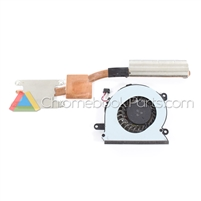 Samsung 13 XE503C32 Chromebook Heatsink and Cooling Fan