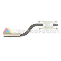 Dell 13 3380 Chromebook Heatsink - 4DYF6