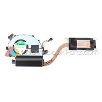 Acer 14 CP5-471 Chromebook Heatsink and Cooling Fan - 60.GDDN7.004