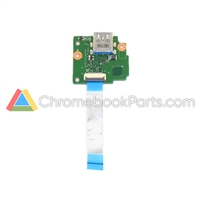 Lenovo 11 N22 Chromebook USB Daughterboard