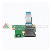 HP 11 G4 Chromebook SD Memory Card Reader Board - 783087-001