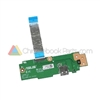Asus 13 C300MA Chromebook USB Daughterboard