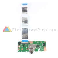 Acer 13 CB5-312T Chromebook Audio I/O Board - 55.GHPN7.002