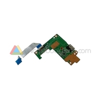 Asus 11 C200MA Chromebook USB Daughterboard - 60NB05M0-IO1110