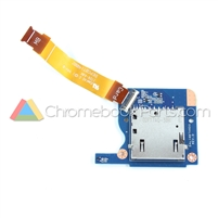 Lenovo 11e 3rd Gen (20GF) Chromebook SD Card Reader Board - 01LV790
