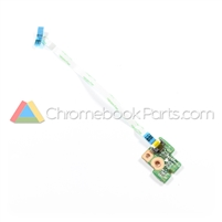 Acer 11 C3738T Chromebook LED Board w/ Cable - 55.G55N7.001