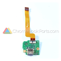 Lenovo 14 N42 Chromebook USB Daughterboard