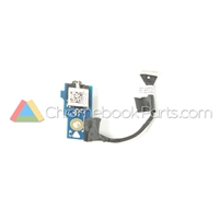 Dell 13 3380 Chromebook Audio Board - 153FW