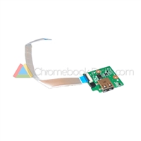 Lenovo 11 N21 Chromebook USB Daughterboard