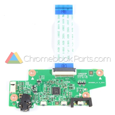 Lenovo 11 300e Chromebook Audio Board - 5A50Q94004