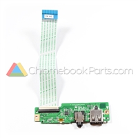 Acer 11 CB5-132T Chromebook USB Audio Daughterboard - 55.G55N7.002