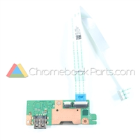 Acer 15 CB3-531 Chromebook Card Reader Board - 55.G15N7.001
