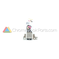 Dell 11 3189 Chromebook DC In-Jack