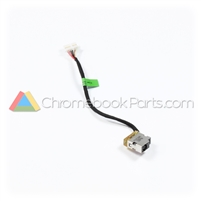 HP CHROMEBOOK 11 G4 EE DC IN JACK CABLE - 787922-001