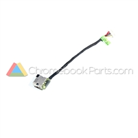 HP 14 G4 Chromebook DC In-Jack - 841638-001