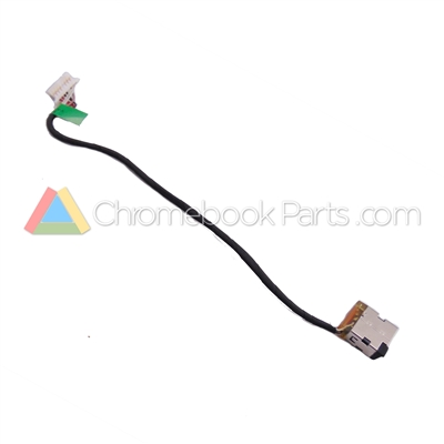 "HP G3 14"" Chromebook DC In Power Cable - 790635-001"