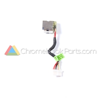HP 11 G5 Chromebook DC In-Jack
