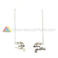 Dell 13 3380 Chromebook Hinge Set