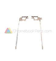 HP 11 G4 Chromebook Hinge Set - 761972-001