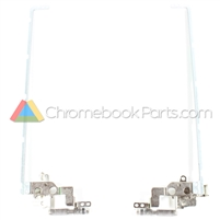 HP 14 Q-Series Chromebook Hinge Set - 740147-001