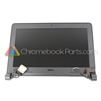 Dell 11 3120 Chromebook LCD Assembly with skins, Grade B