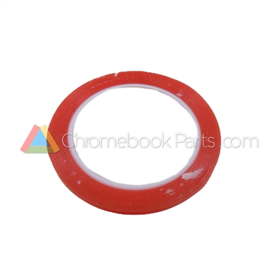 Adhesive Red Tape Roll
