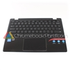 Lenovo 11 100S Chromebook Palmrest Assembly w/ Keyboard & Touchpad - 5CB0K04630