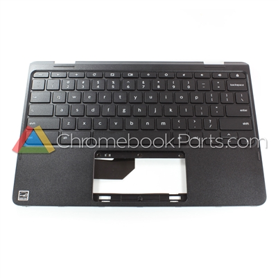 Lenovo 11 N23 Yoga Chromebook Palmrest Assembly w/ Keyboard Only - 5O28C07725