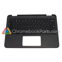 Dell 11 5190 (2-in-1) Chromebook Palmrest, no touchpad