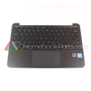 HP 11 G5 EE Chromebook Palmrest Assembly w/ Keyboard & Touchpad - 917437-001