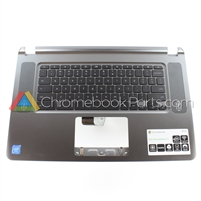 Acer 15 CB3-531 Chromebook Palmrest Assembly w/ Keyboard Only - 6B.G15N7.018