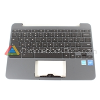 Samsung 11 XE501C13 Chromebook Palmrest Assembly w/ Keyboard Only - BA98-01575A