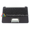 HP 11 G4 EE Chromebook Palmrest Assembly w/ Keyboard Only - 851145-001