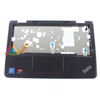 Lenovo 11e 3rd Gen (20GF) Chromebook Palmrest Assembly w/ Touchpad Only - 01AV970
