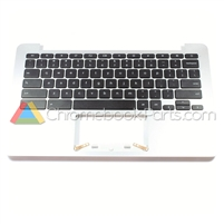 Asus 11 C200MA Chromebook Palmrest Assembly w/ Keyboard Only