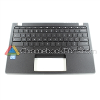 Acer 11 C771T Chromebook Palmrest Assembly w/ Keyboard Only - 6B.GNZN7.015