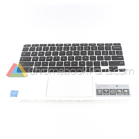 Acer 11 CB3-131 Chromebook Palmrest Assembly w/ Keyboard & Touchpad - 6B.G85N7.015 - EAZHR001A1M