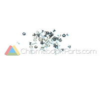 Asus 11 C202SA Chromebook Screw Kit