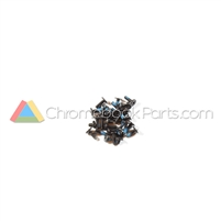 Acer 11 C710 Chromebook Screw Kit