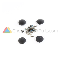 Lenovo 11 N22 Chromebook Screw and Rubber Feet Kit - 5F40L13234
