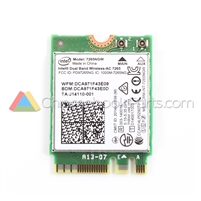 HP 11 V-Series Chromebook WiFi Card - 7265NGW - 901229-855