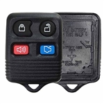 New Just the Case Keyless Entry Remote Control Car Key Fob Shell Replacement for CWTWB1U331, CWTWB1U212, GQ43VT11T, CWTWB1U345